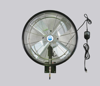"24"" Wall mount Misting Fan"